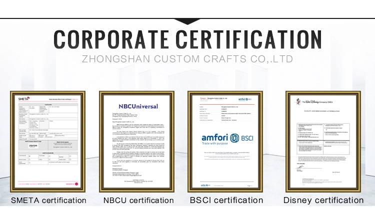 EDEX 4P and BSCI certification