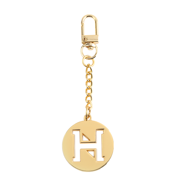H letter keychain