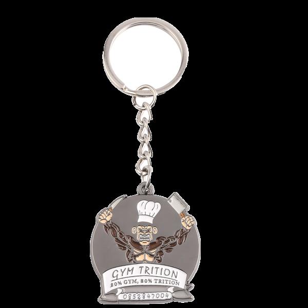 unique customized keychains