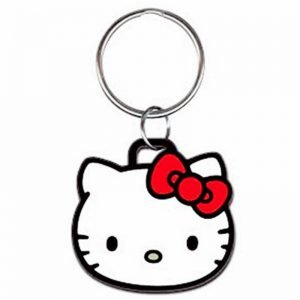 hello kitty badge