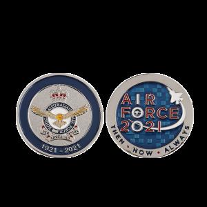 2021 eagle air force coin