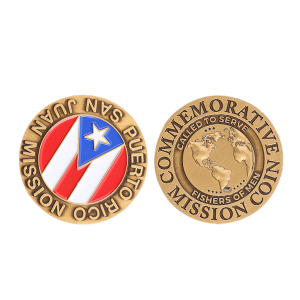 American challenge coin