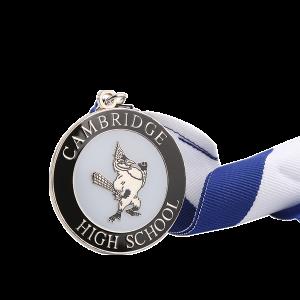 cambirdge school medal