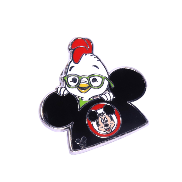 chick in Disney badges