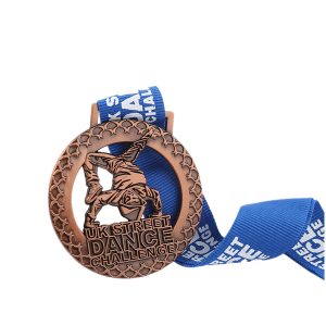 dance game award medal