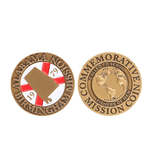 double sided coin