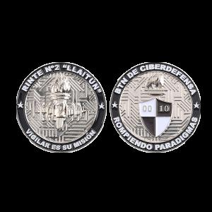 souvenir double sided coin