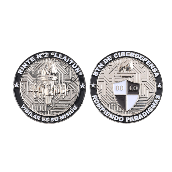 souvenir double sided coin