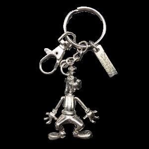 3D Disney dog keychain