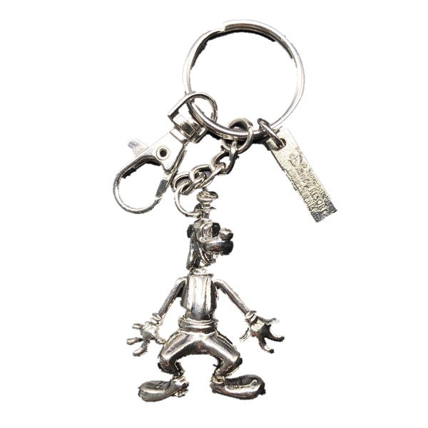3D Disney dog keychain