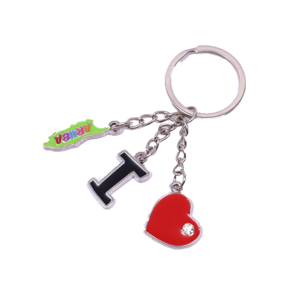 diy lover keychains