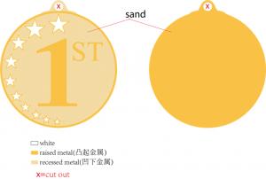 gold medal-proof