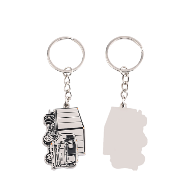 truck keychain
