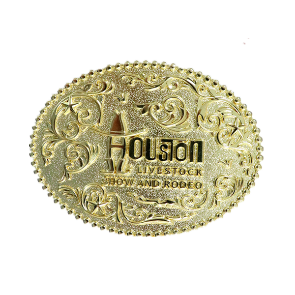 Gold Belt Buckle