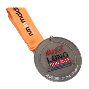 running race medal
