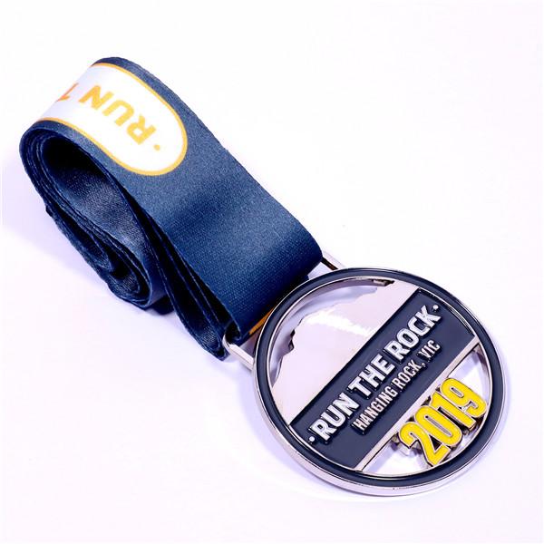 2021 running medal