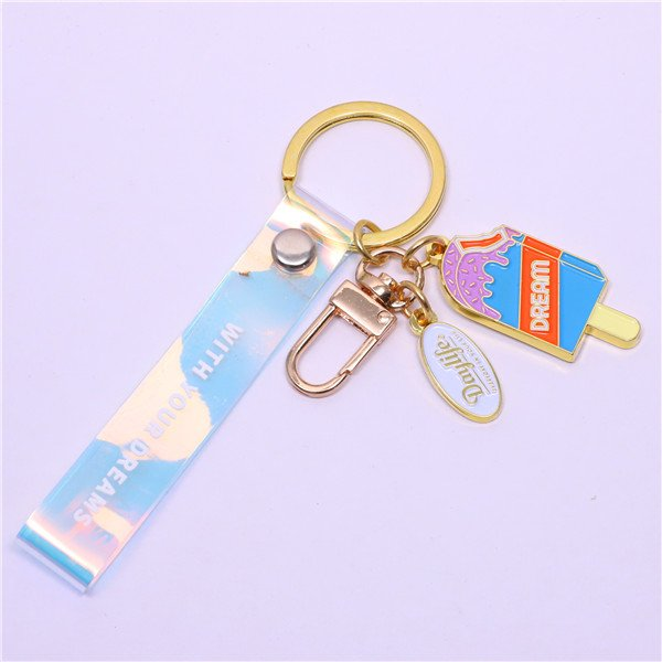 Popsicle cute keyrings