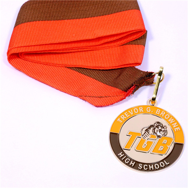 TGB high school medal