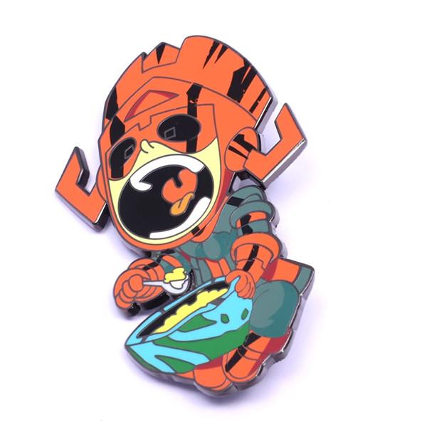 custom cute cartoon badge