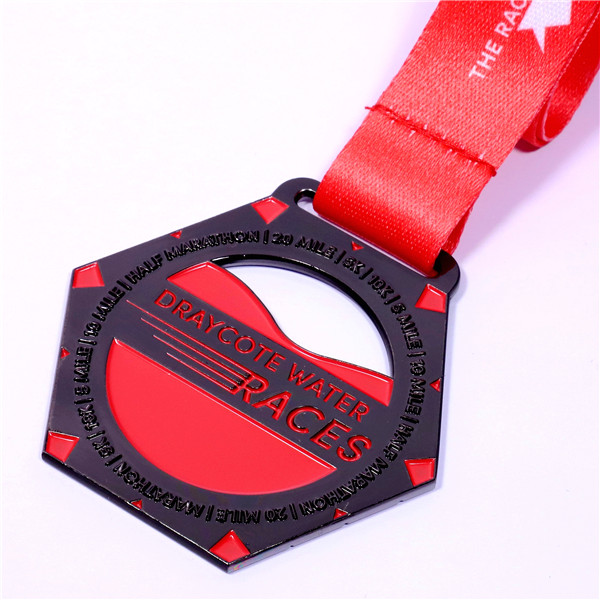custom race medal