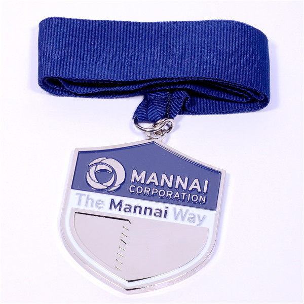 mannal corporation medal