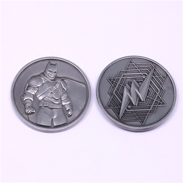 marvel minted coins