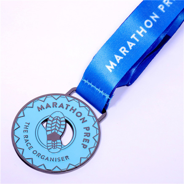 medal of the race organiser