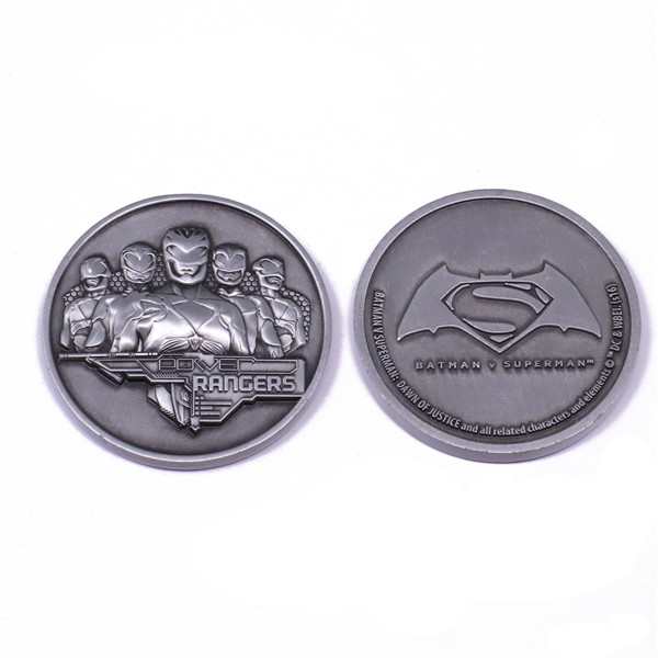 superman coins