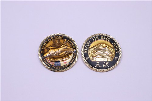 custom engraved coins