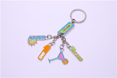 personalized metal keychains